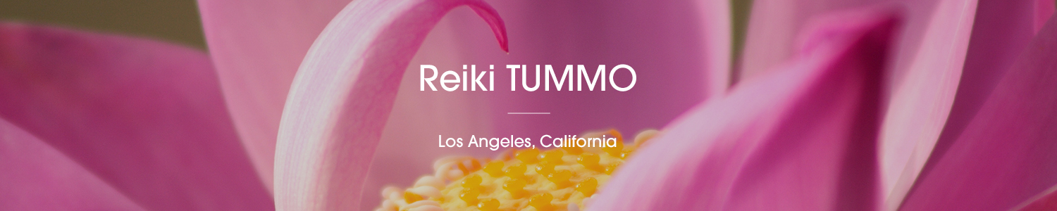 Reiki TUMMO Los Angeles